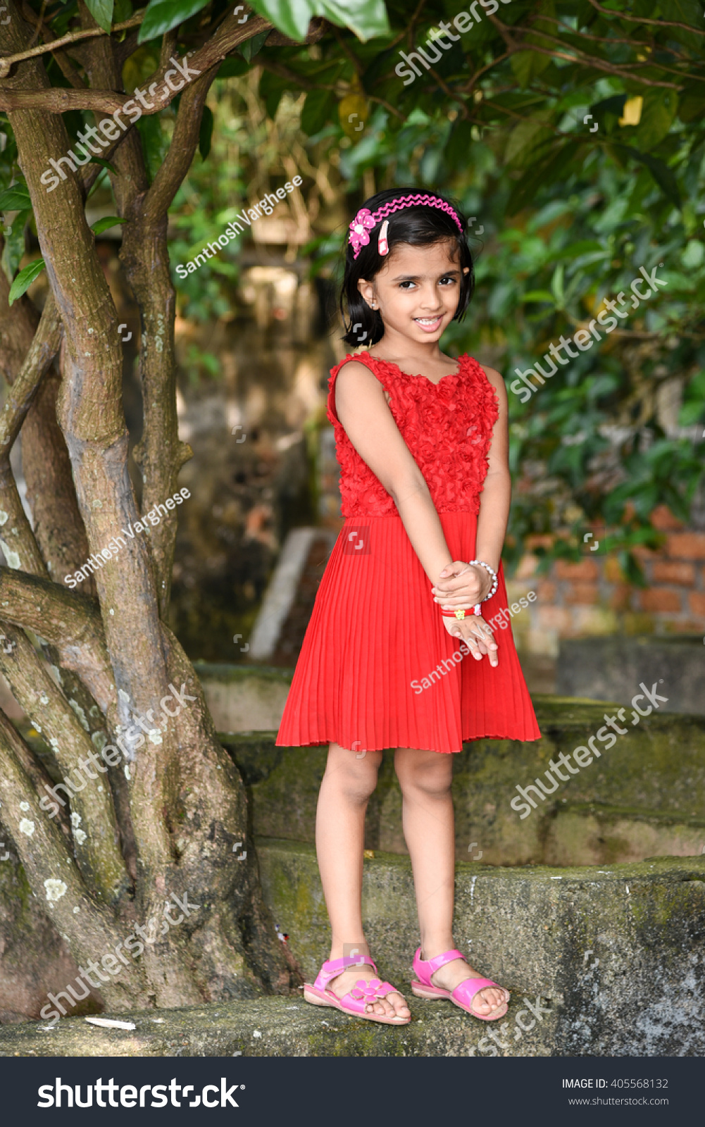 happy cheerful smiling cute little girl stock photo & image (royalty