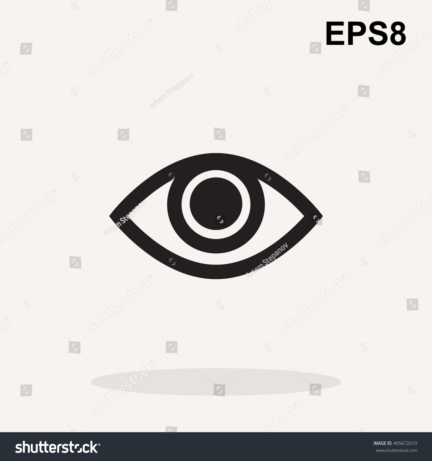 Simple Eye Symbol