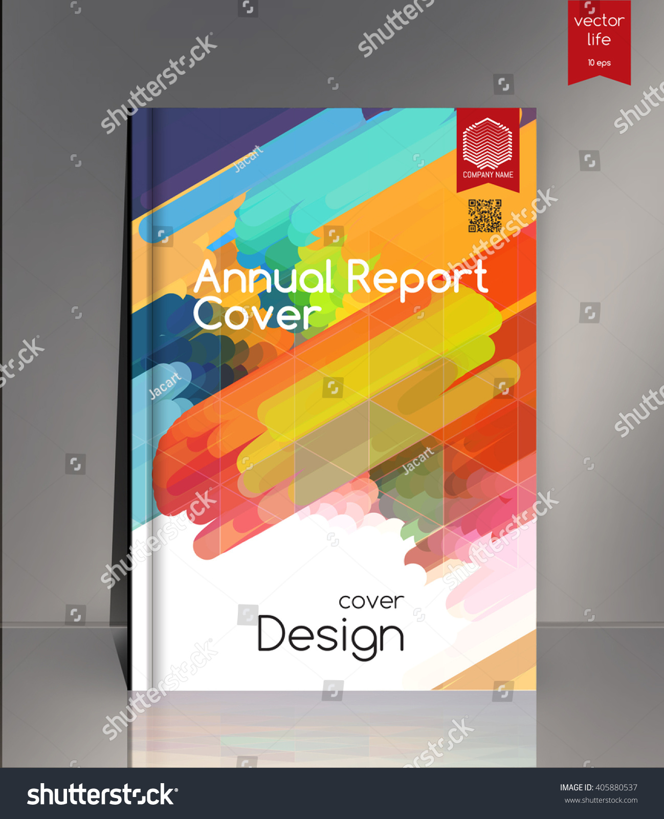 annual report cover cover design stock vector shutterstock annual report cover cover design