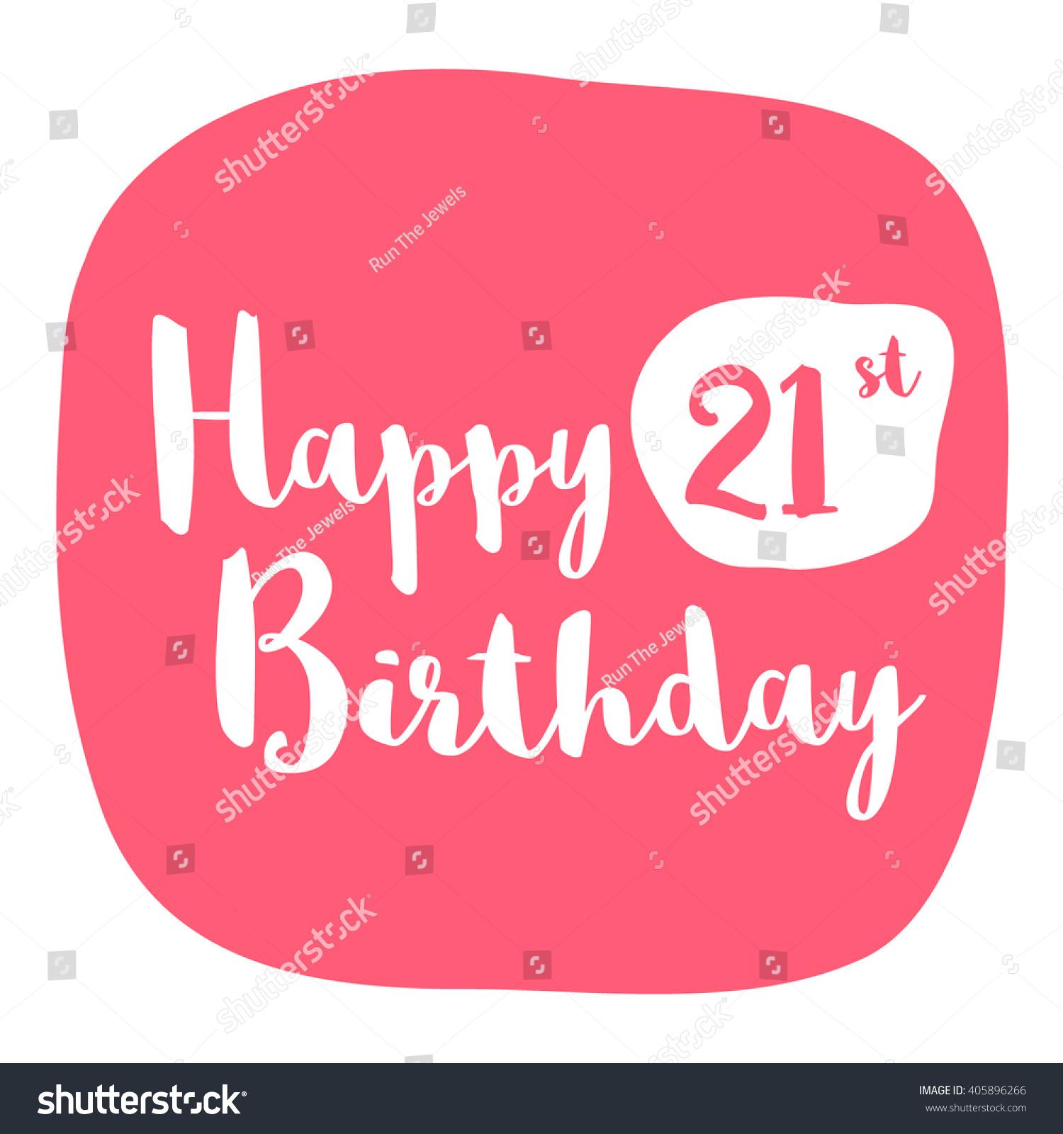 21 Birthday Card Design Free Birthday Cards