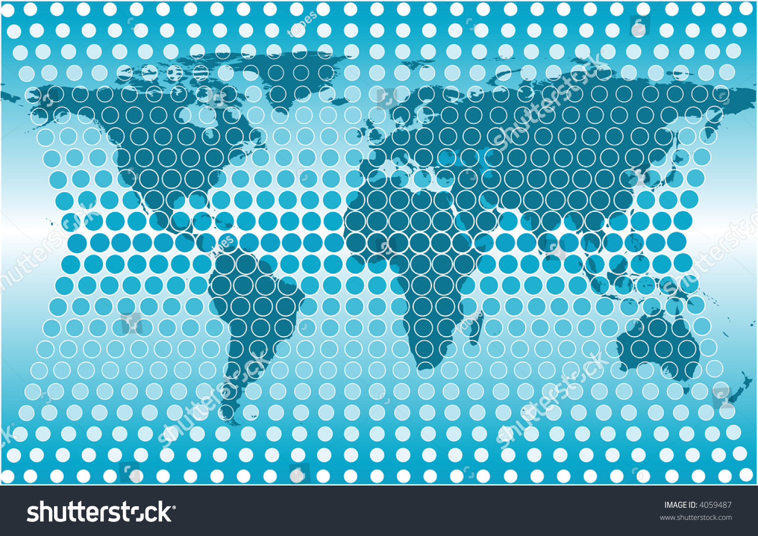 Vector illustration abstract world map grid stock vector 4059487 vector illustration abstract world map grid stock vector 4059487 shutterstock gumiabroncs Image collections