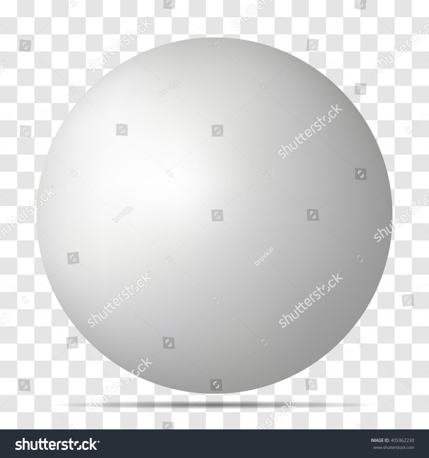 vector white 3d sphere realistic shadow stock vector vector spherical harmonics c++ vector spherical harmonics