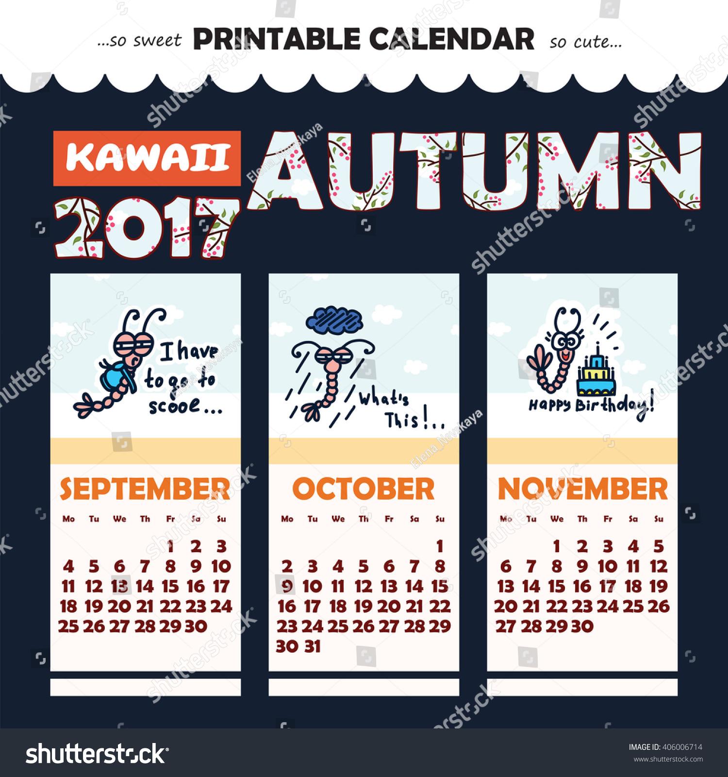 Year Up Calendar : Monthly pinup calendar year kawaii stock vector