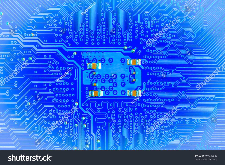 Closeup Electronic Circuit Board Background Ez Canvas Up Close Id 407388586 Id407388586aspect15descriptioncloseup