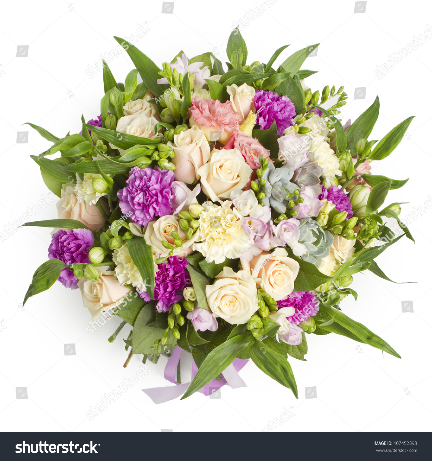 Colorful bouquet flowers stock photo edit now 407452393 shutterstock colorful bouquet of flowers izmirmasajfo