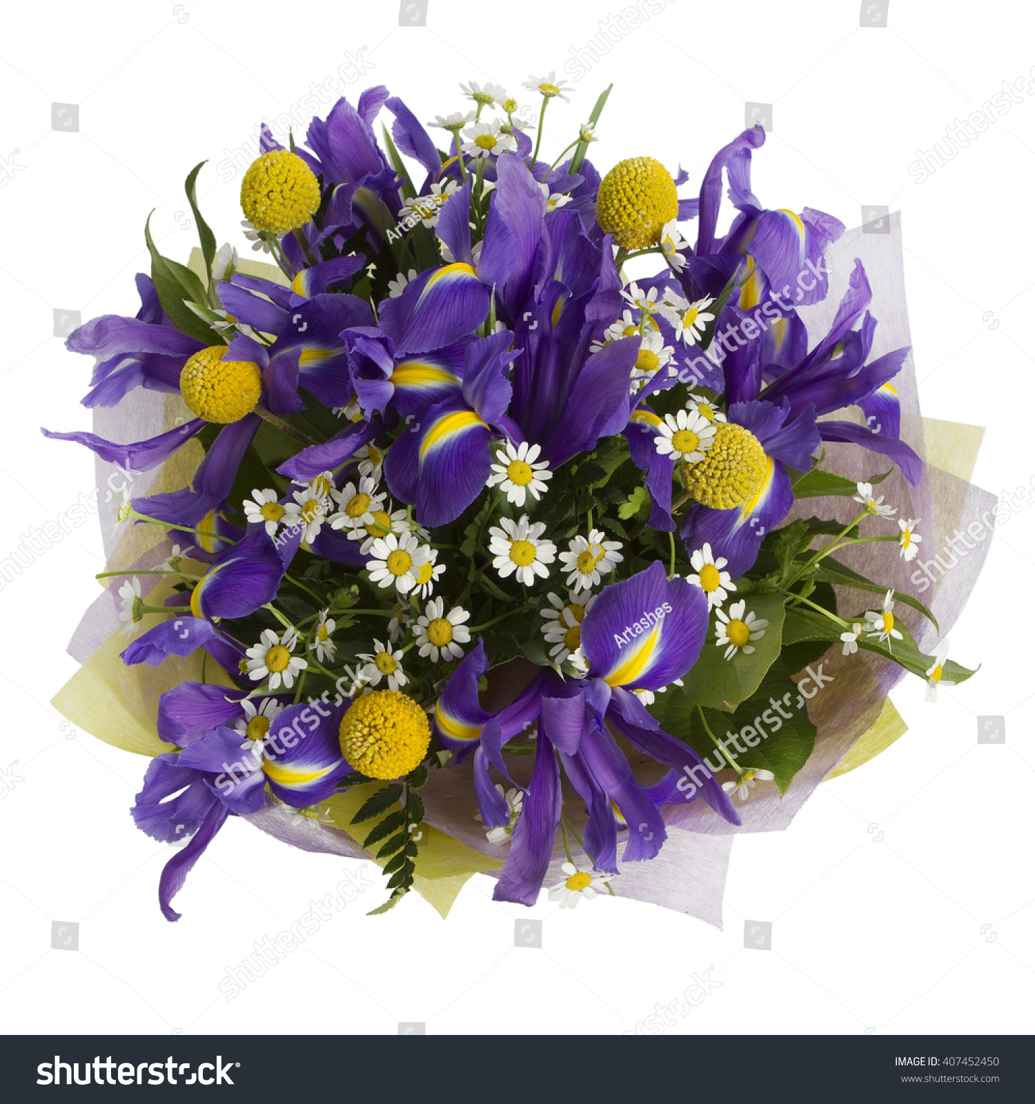 Colorful bouquet flowers stock photo edit now 407452450 shutterstock colorful bouquet of flowers izmirmasajfo