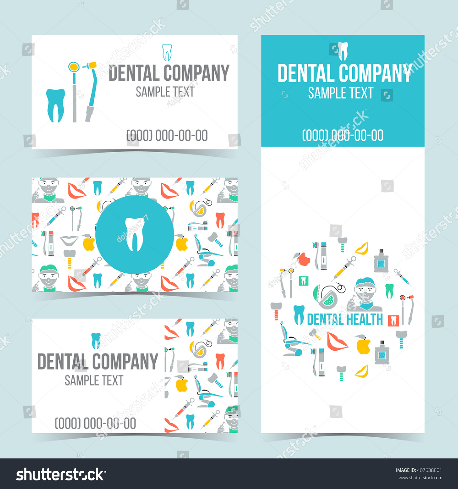 business flyers and cards ideas