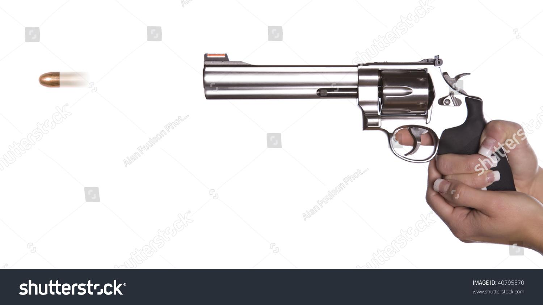 Gun Firing A Bullet Drawing Www Pixshark Com Images