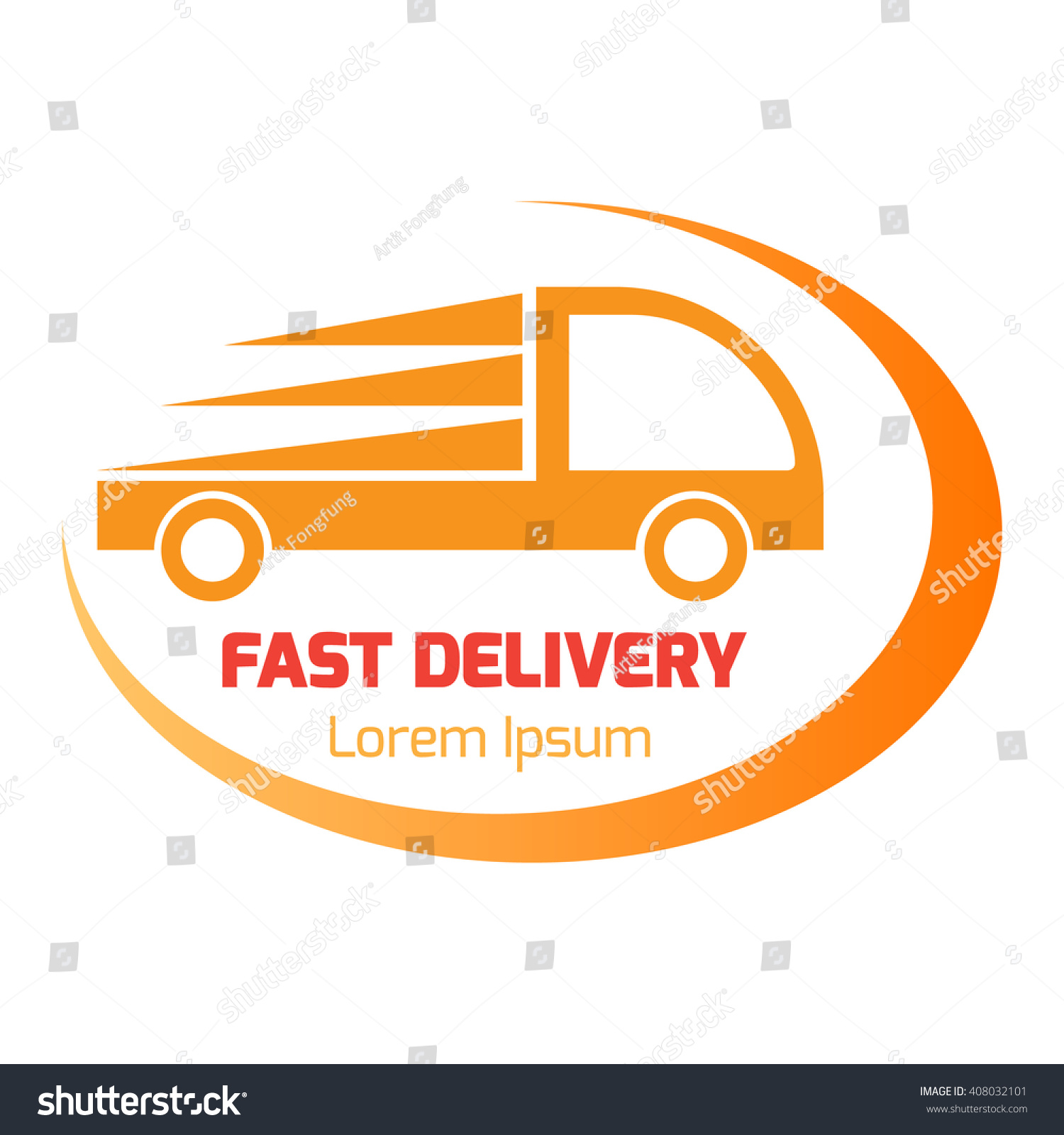 Logo Design Element Business Card Template Stock Vector 408032101 ...