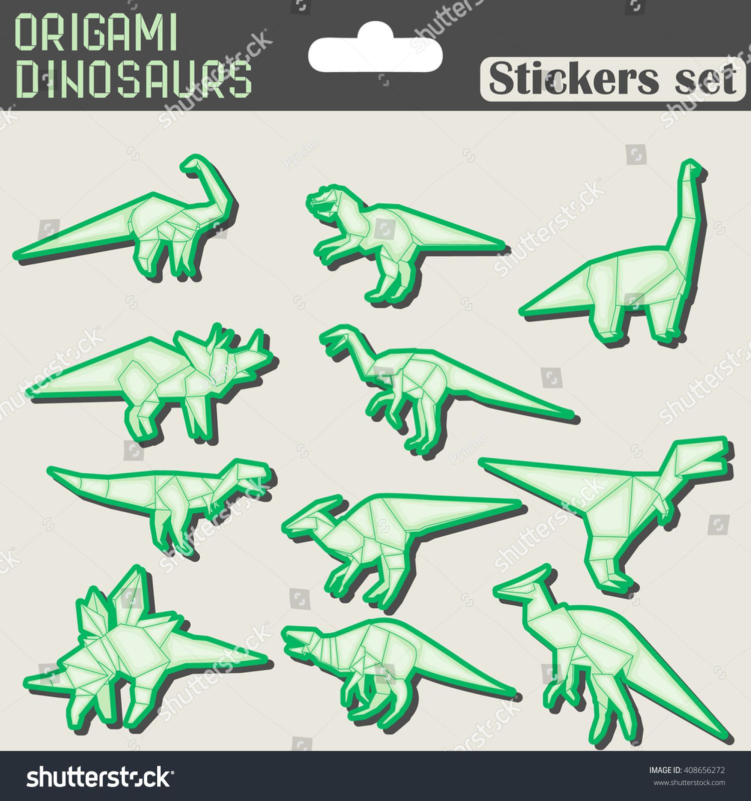 Origami Brontosaurus Dinosaur Tutorial Handmade Dinosaurs A List Of Online Origamidinosaur Diagrams Choice Image Craft Decoration Ideas