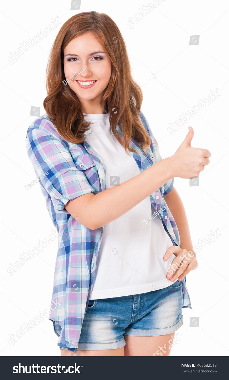 cute teen thumbs