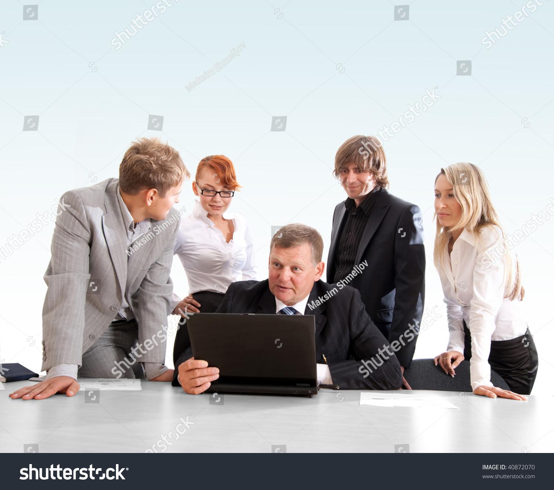 At work mature vs boss