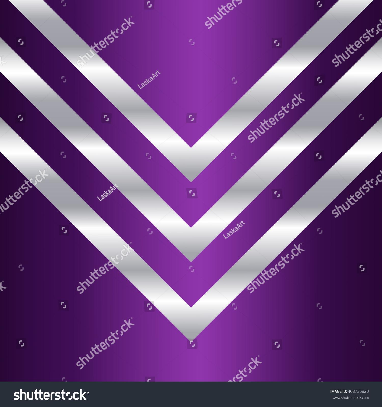 Template Striped Elements Design Voucher Gift Stock Illustration ...