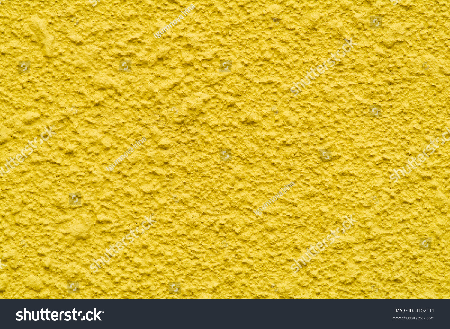 Background Texture Wall Bright Yellow Color Stock Photo (Edit Now ...