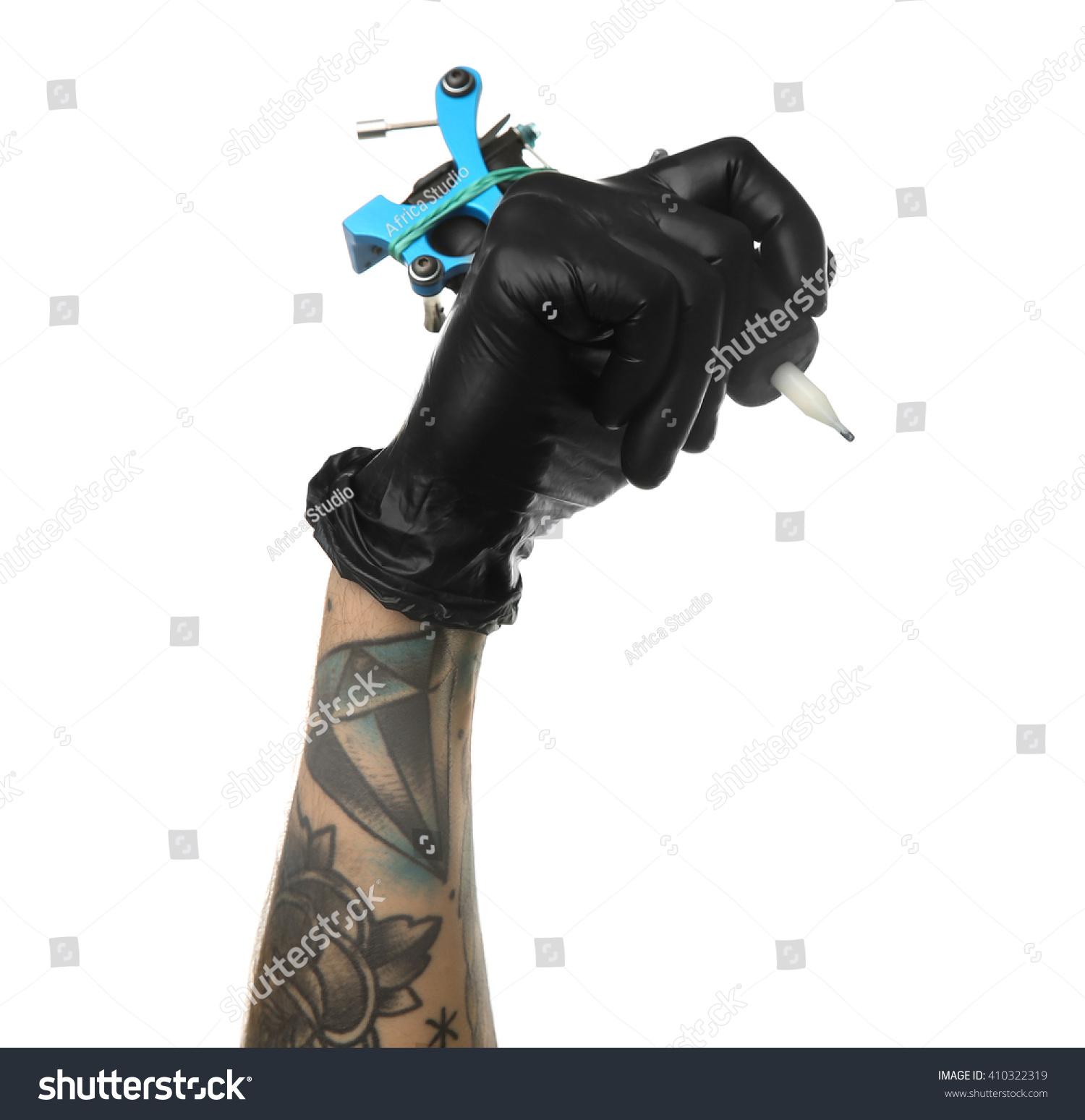 holding machine