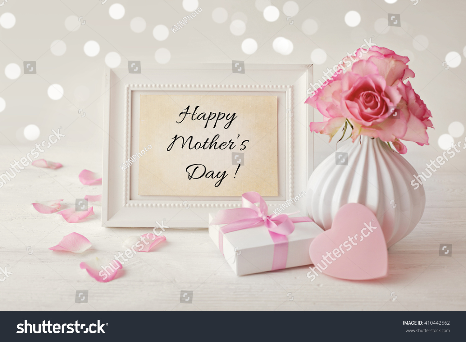 Happy Mothers Day Frame Background Stock Photo & Image (Royalty-Free ...
