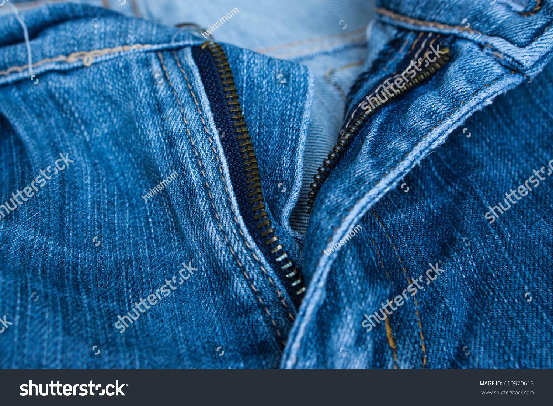 b3e8ed867001b9 Woman blue denim jeans open zip stock photo edit now jpg 1500x1101 Woman  open zip