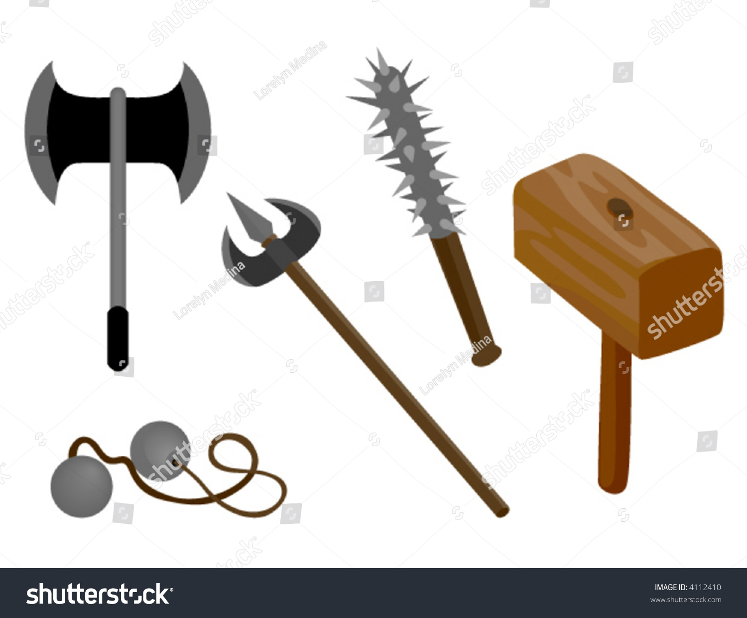 war weapons clipart - photo #36