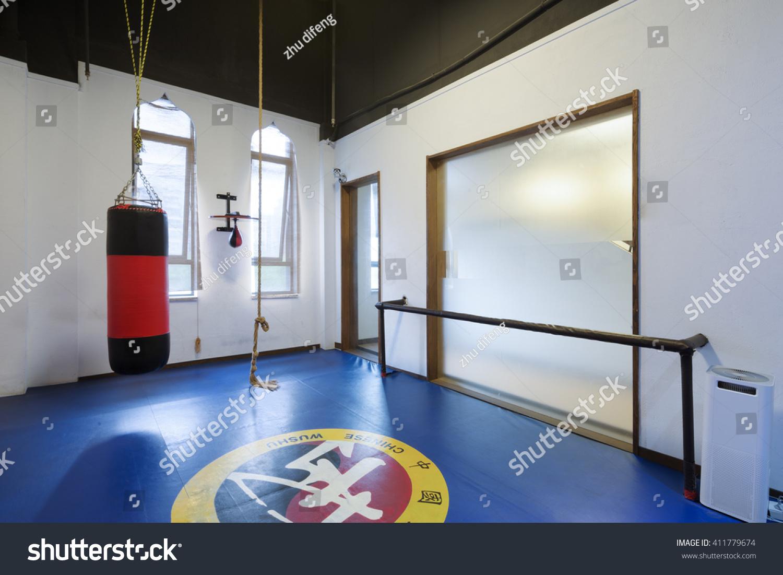 Design Boxing Room Modern Gym Stock Photo 411779674 - Shutterstock