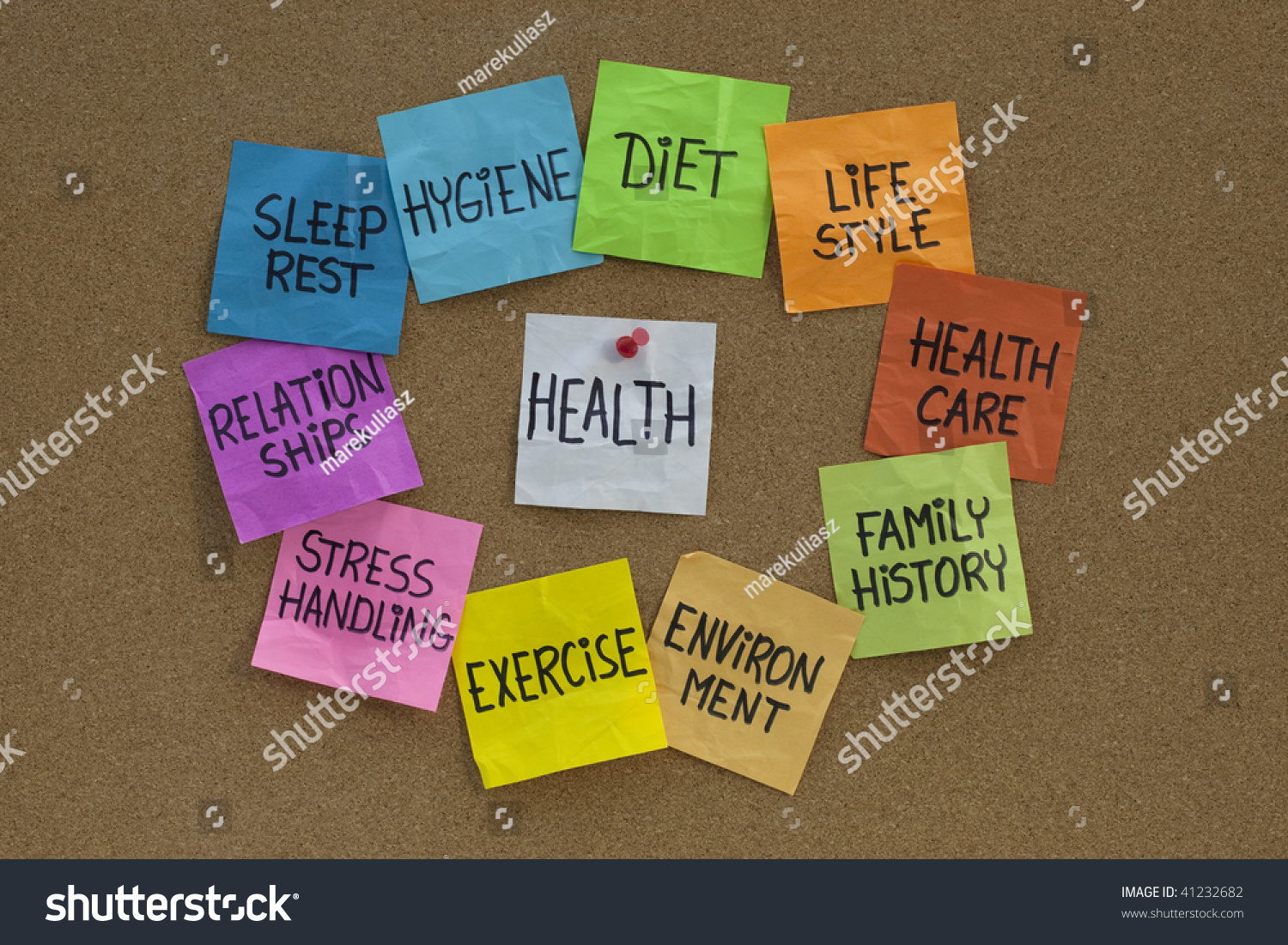 Factors Contributing to a Healthy Lifestyle