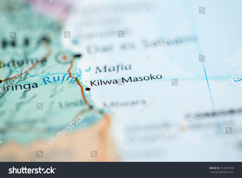 Kilwa Masoko Tanzania Stock Photo Edit Now 412401259 Shutterstock