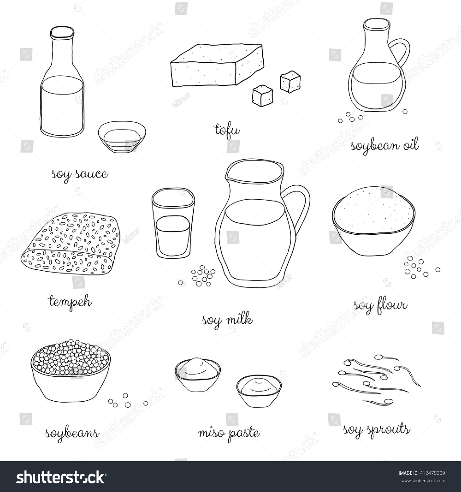 how to make soy sauce paste