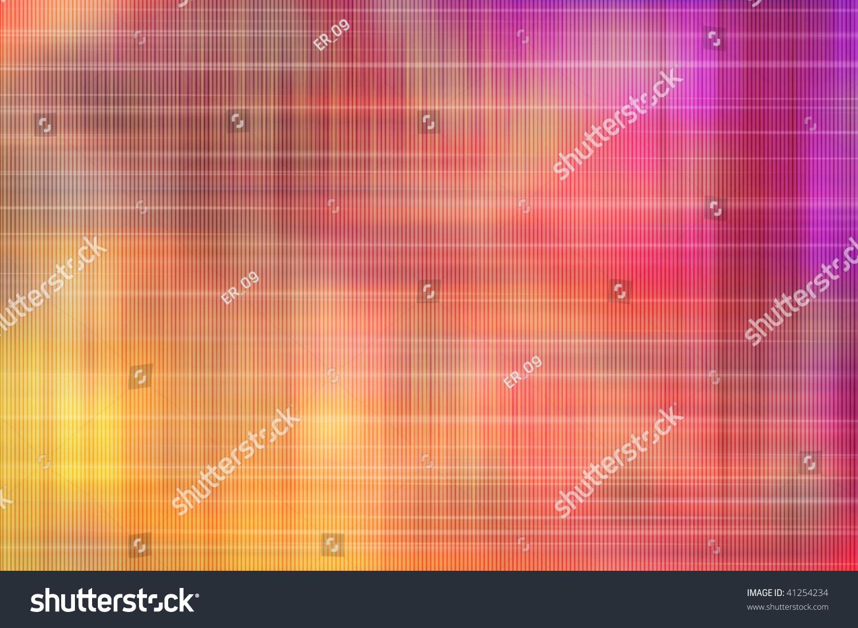 Red Yellow Pink Gradient Wallpaper Illustration Stock Illustration
