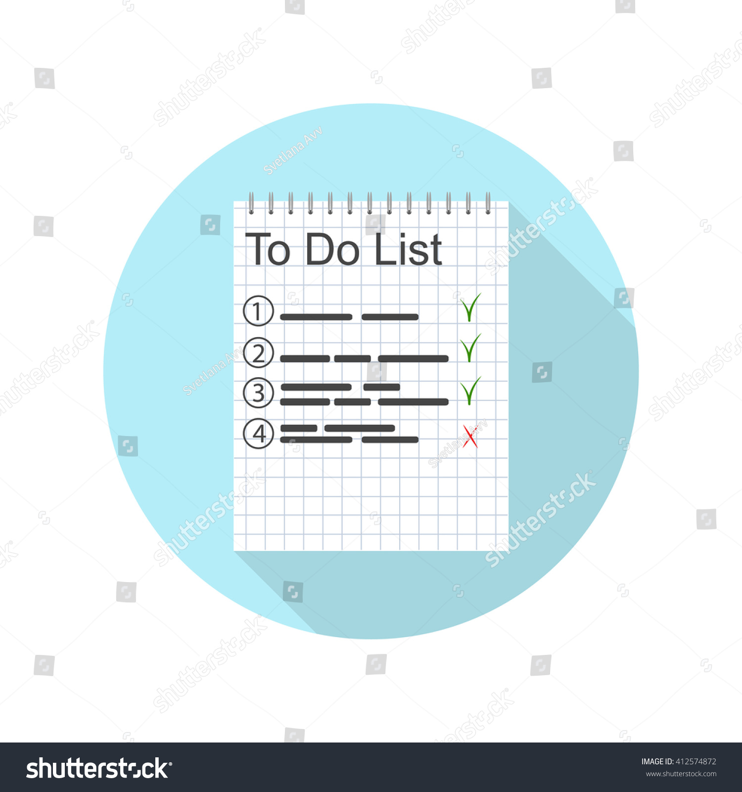 work to do list