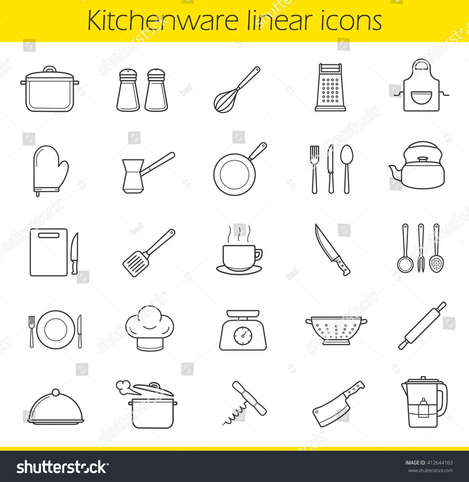 Kitchenware Linear Icons Set Kitchen Tools Stock Vector. Kitchen Design Software Mac. Beautiful Kitchen Designs Photos. Outdoor Kitchen Designs Houston. Portable Kitchen Island Designs. How To Design A Commercial Kitchen. Kitchen Designs And Layout. Modern Wet Kitchen Design. Kitchen Area Design