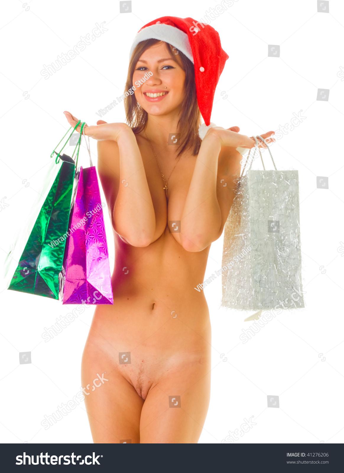 santa clause nude