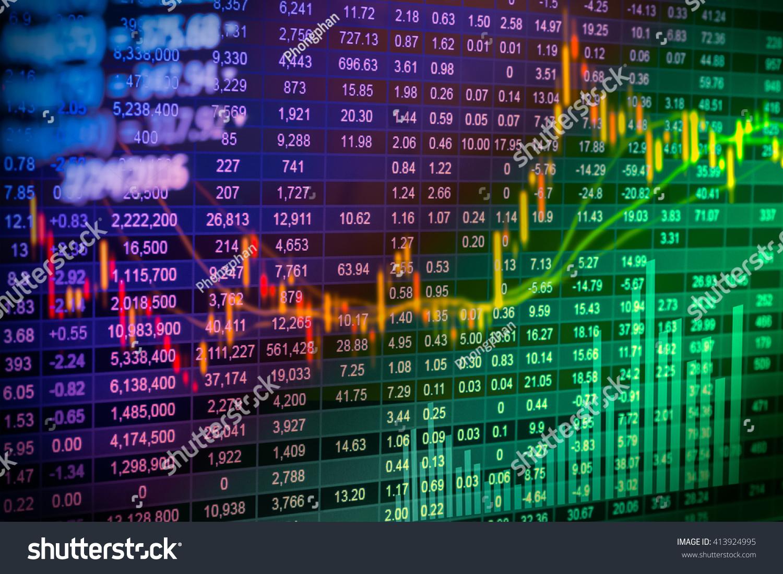 Stock market trading indicators