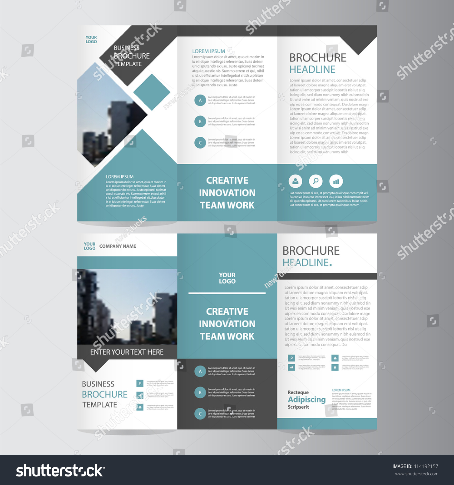 geometric flyer template sample templates geometric shapes activity math and stem ideas for kids