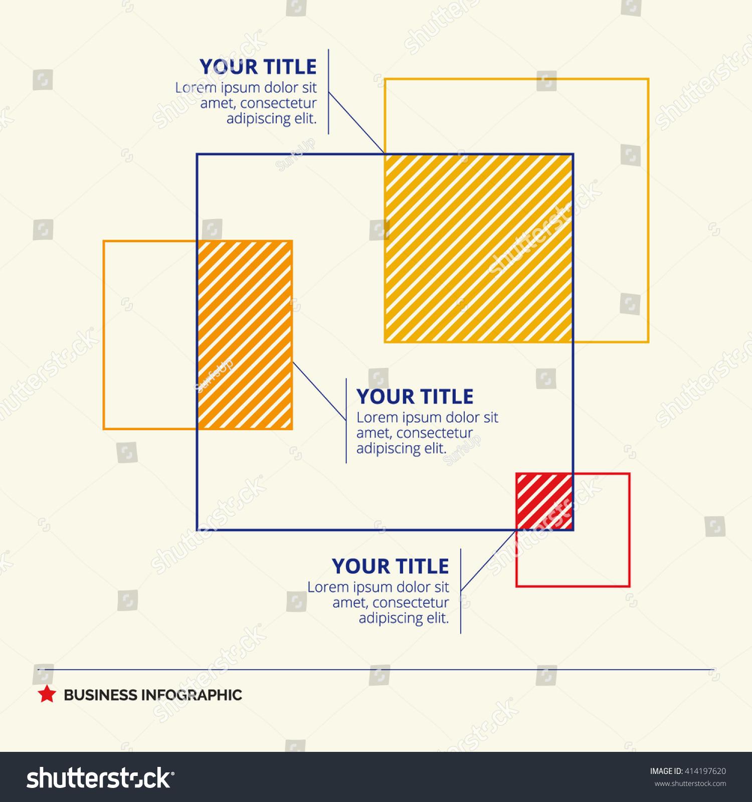 Venn diagram template stock vector 414197620 shutterstock venn diagram template pooptronica