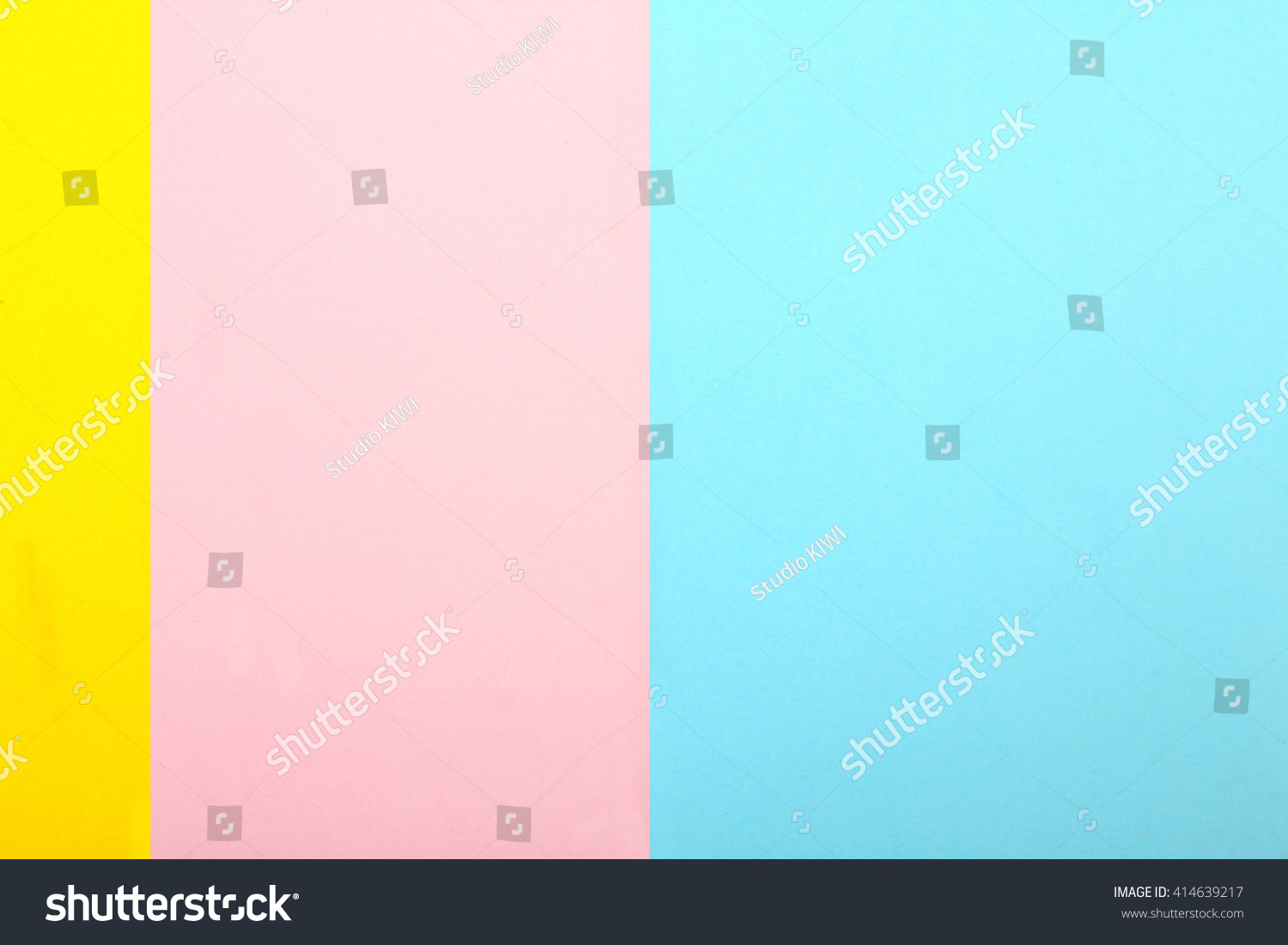 Color Papers Geometry Flat Composition Background Stock Photo ...