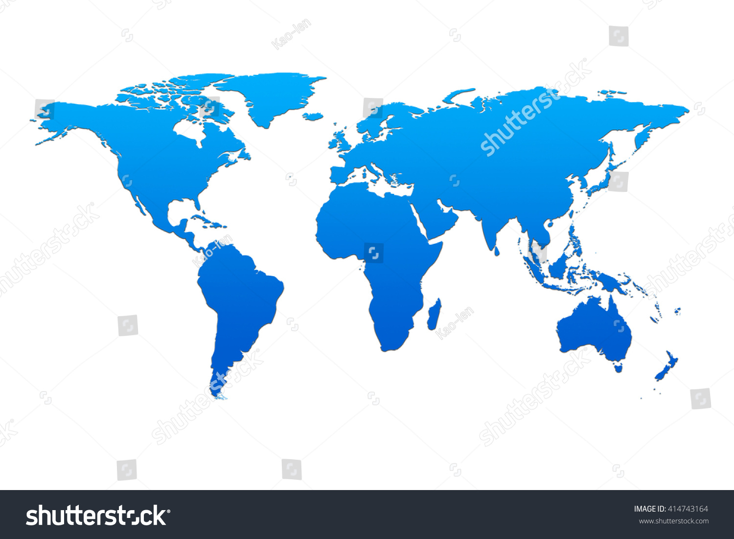 Blue global map world map blank stock illustration 414743164 blue global map world map blank world map template world map flat illustration gumiabroncs Image collections