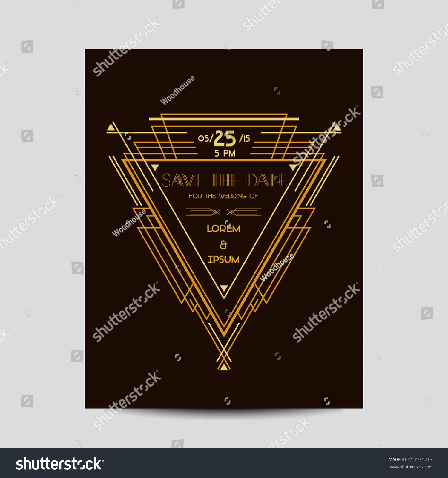 save date wedding invitation card art stock vector hd royalty free