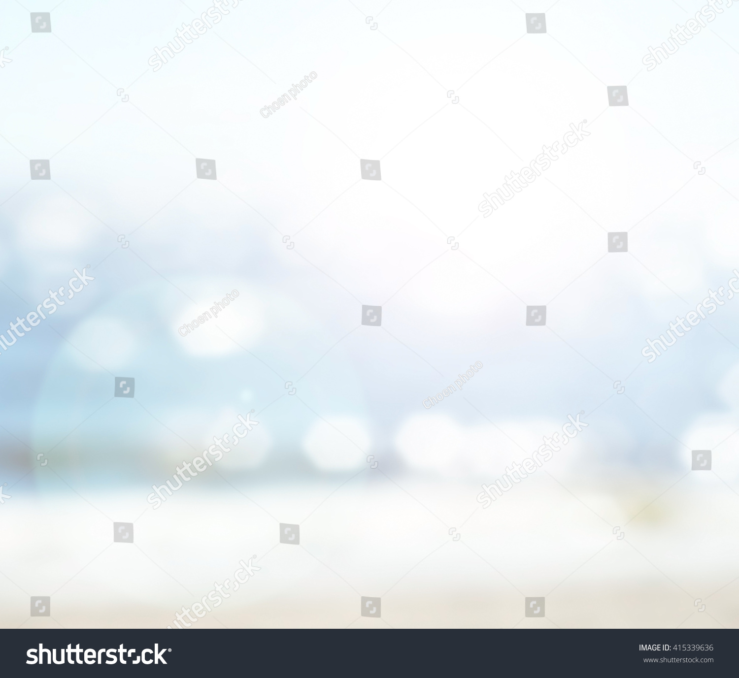 Background Of Blurred Beach And Sea Waves With Bokeh: Sea Bokeh Blur Background Beach Relieved Stock Photo