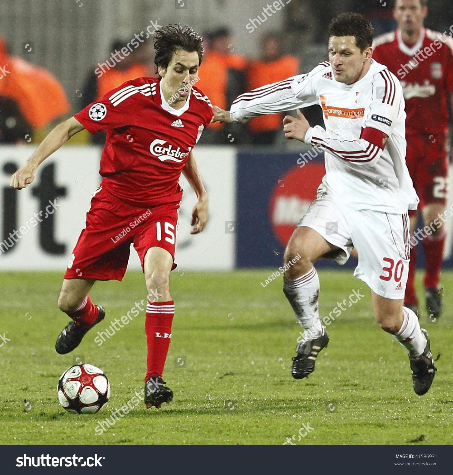 Debrecen Vs Liverpool Uefa Champions League Match: November 24: Debrecen Vs Liverpool, Uefa