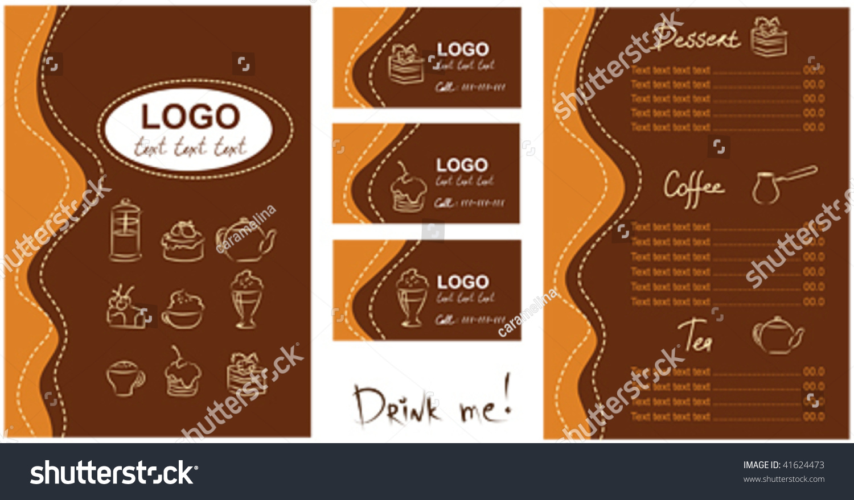 Fancy Cafe Business Cards Festooning Business Card Ideas Etadam Info