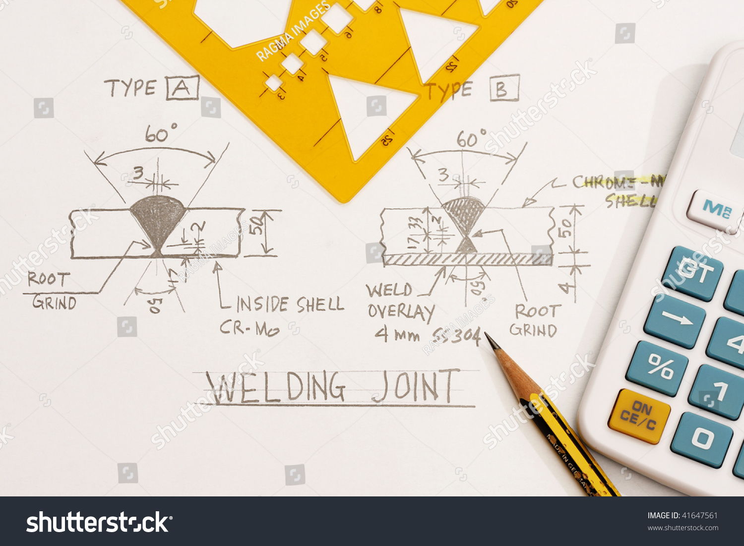 Welding Joint Details Many Uses Oil Stock Photo Edit Now 41647561 Diagram Welcome To Shutterstock