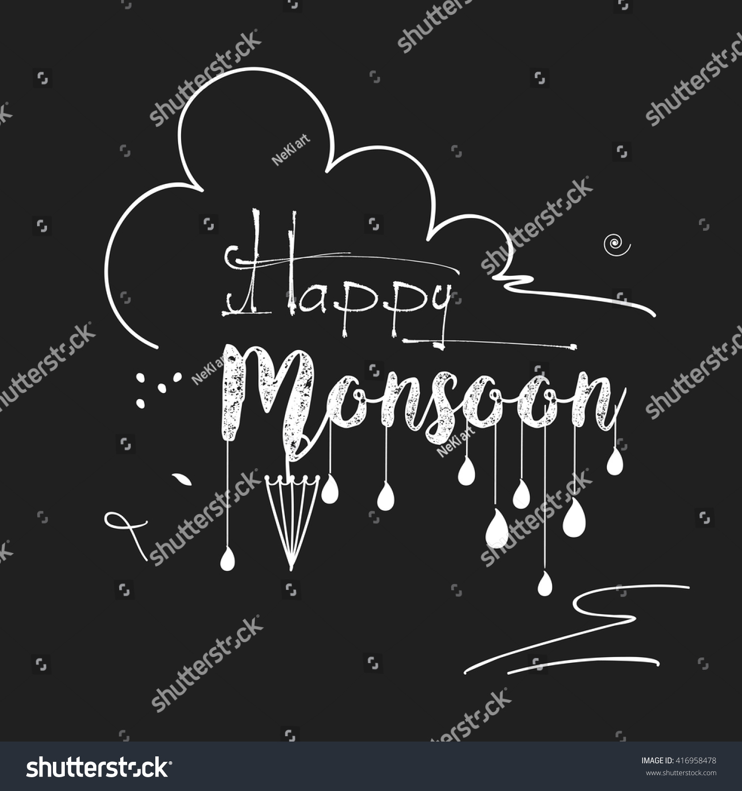 A Few Lines on Monsoon/Rainy season by Chirag | Stanfort ...