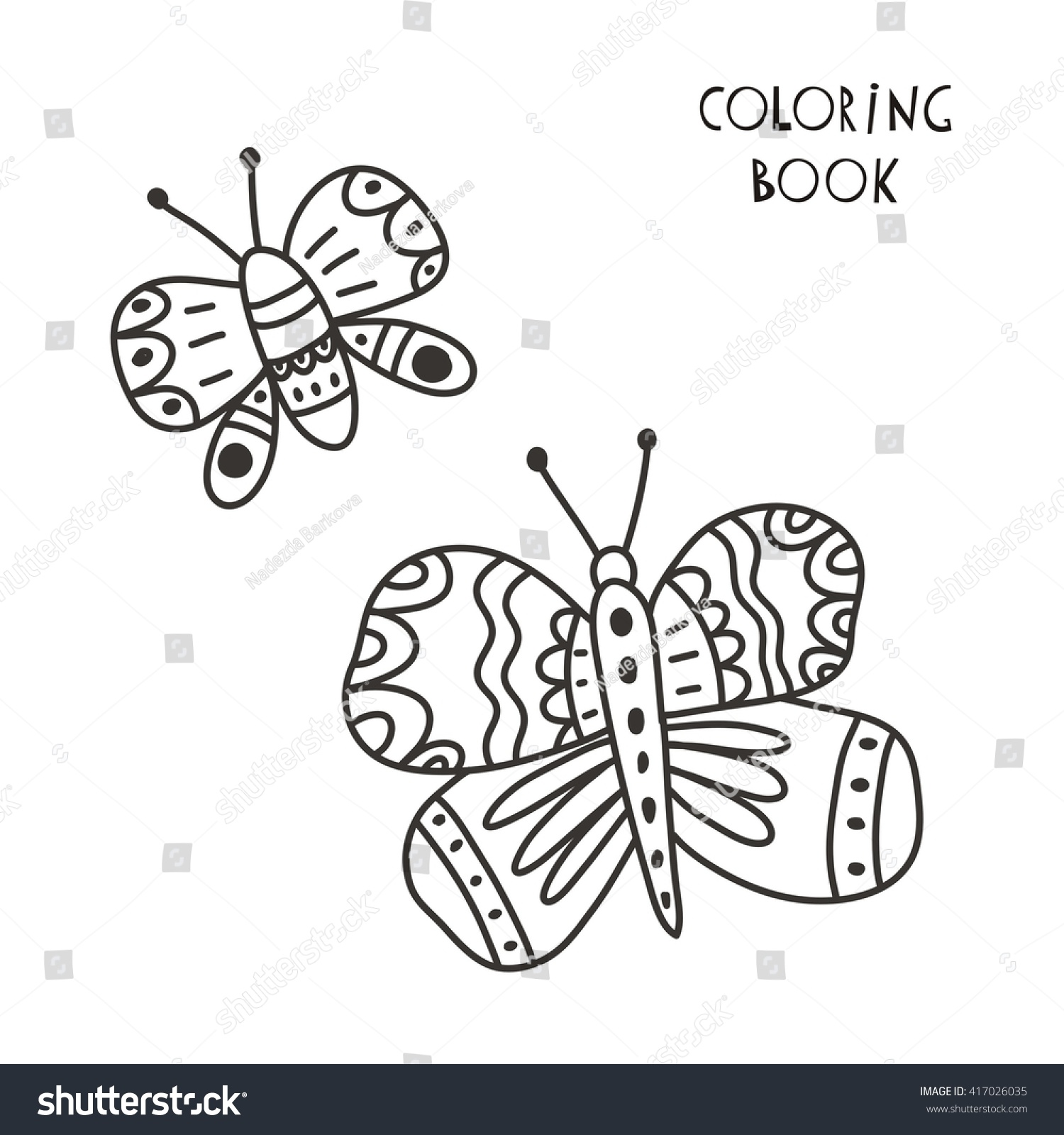 Free Coloring Pages for Kids  Free Printable Worksheets