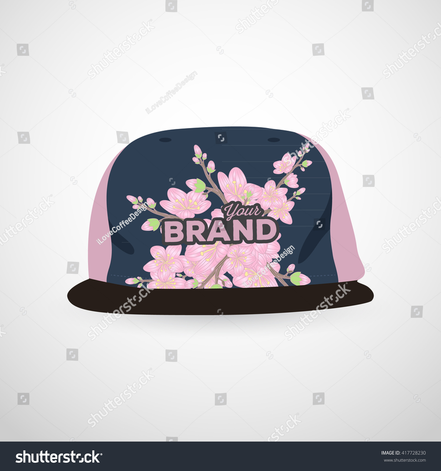 cycling cap template flat cap cloth cap pattern of top crown http