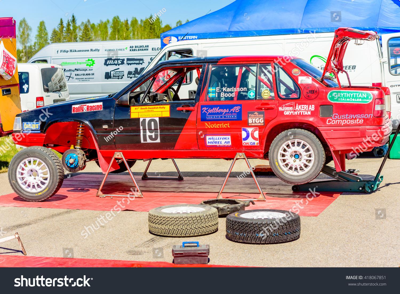 custom racing bildelar