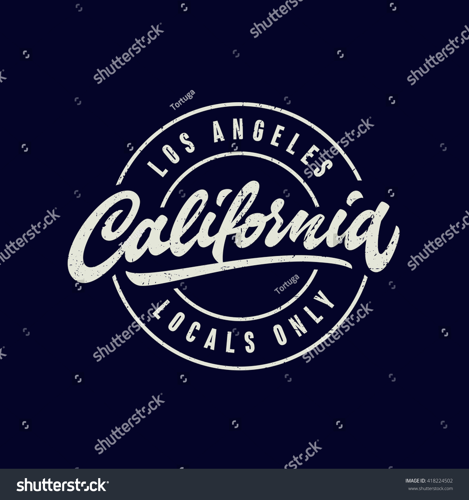 Shirt design los angeles