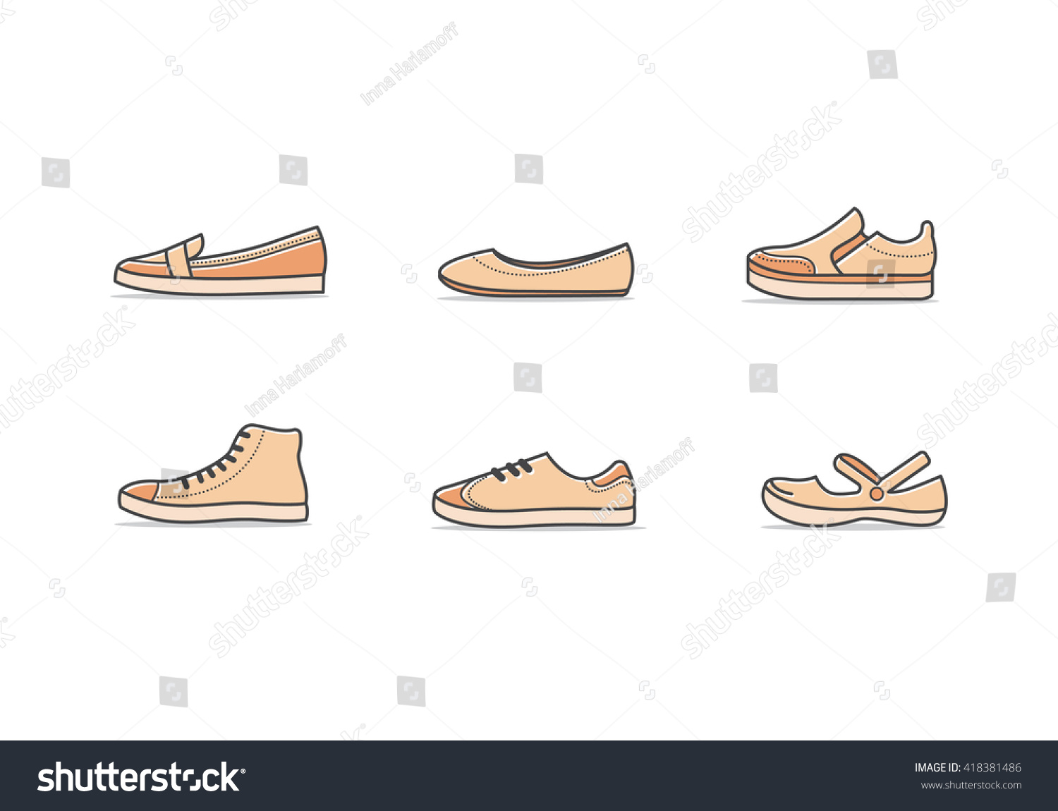 Toilet signs vector set stock images image 36323784 - Set Different Types Footwear Six Icons Stock Vector 418381486 Stock Vector Set Of Different Types Of Footwear Six Icons Kinds Of Shoes Brown Signs Vector