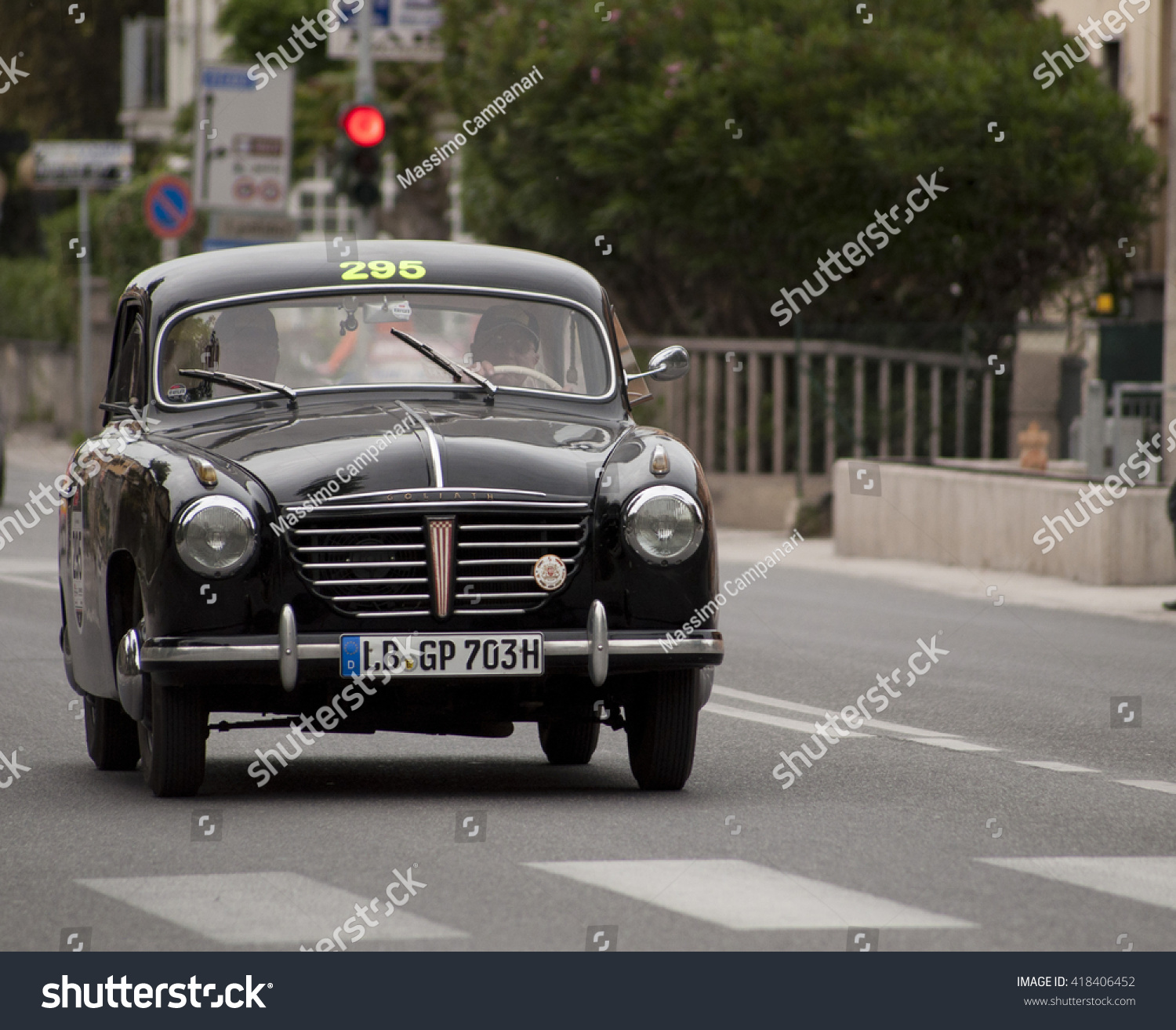 Fano Italy May 16 Goliath Gp Stock Photo 418406452 - Shutterstock