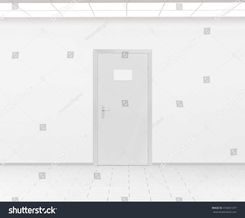 blank name plate design mockup handing stock illustration 418451377 shutterstock. Black Bedroom Furniture Sets. Home Design Ideas