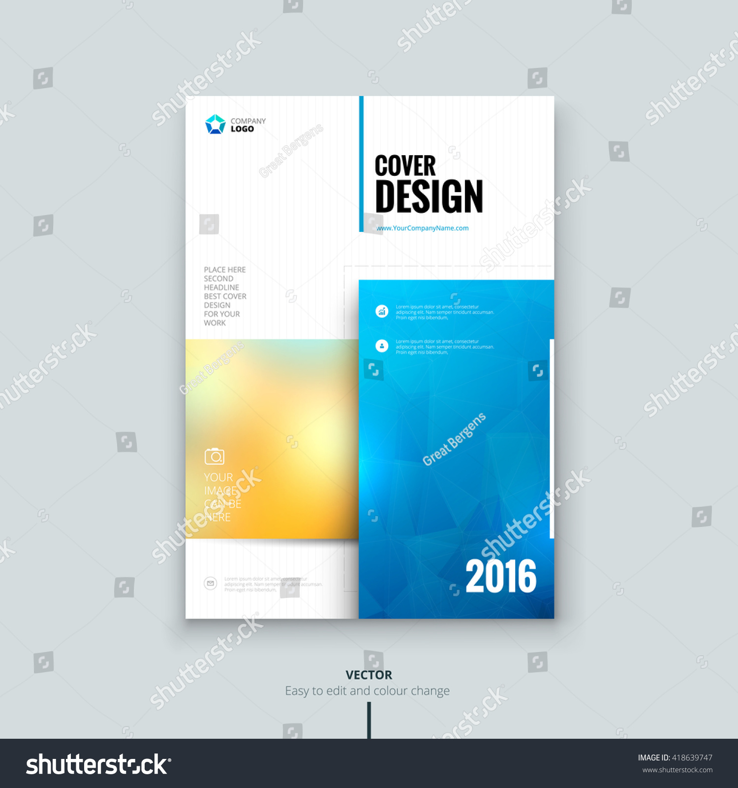 cover design annual report catalog magazine stock vector 418639747 cover design for annual report catalog or magazine book or brochure booklet or