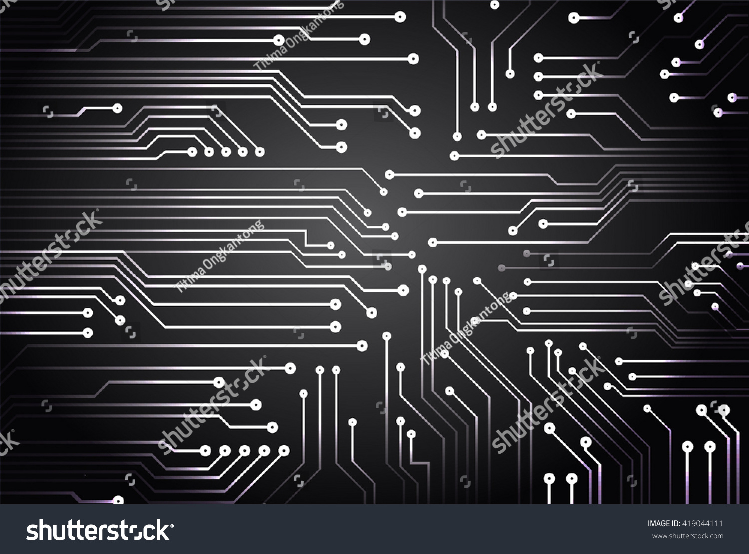 royalty free black circuit board background pc 419044111 stock